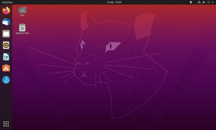 Linux – Ubuntu 20.04 ile İmtihanım
